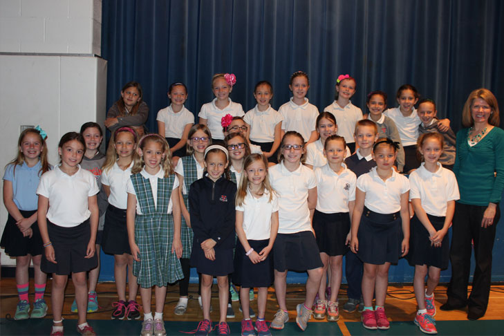 3rd and 4th Grade Children's Choir